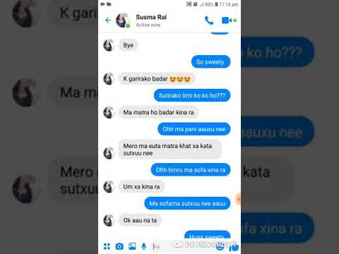 Chat with nepali girls