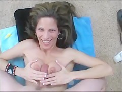 Big boobs blonde titfuck adult pictures