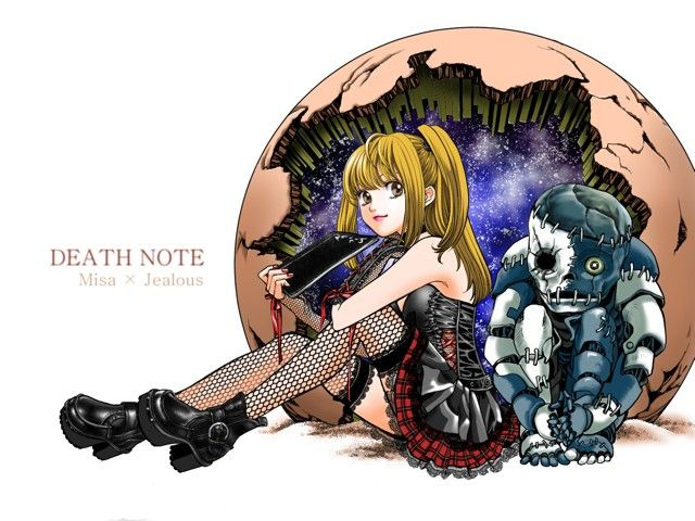 View death note hentai light misa