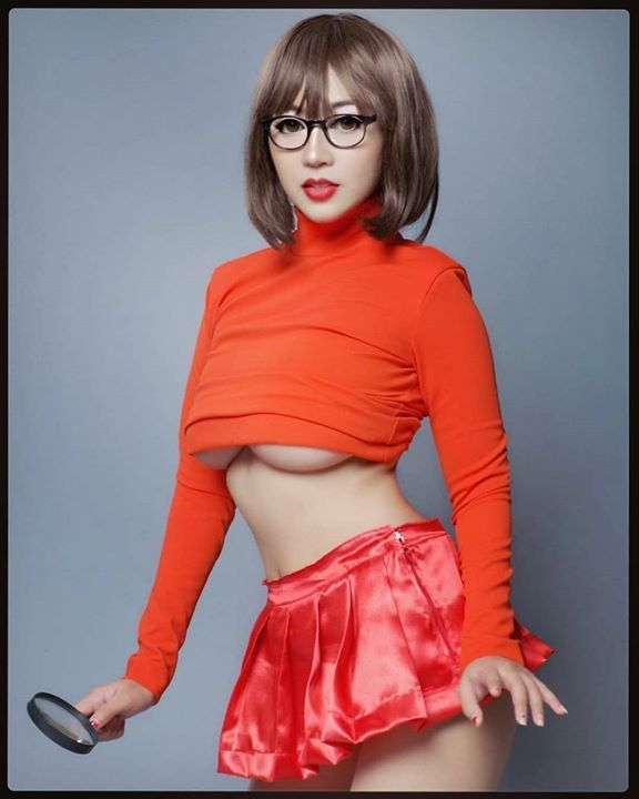 Velma dinkley in a sticky sap trap link game