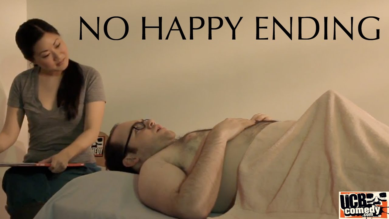 Man gets happy ending massage