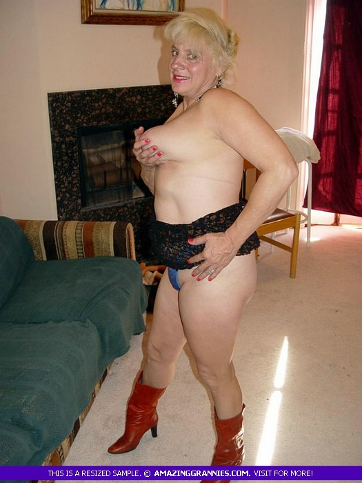 Photos big corset granny
