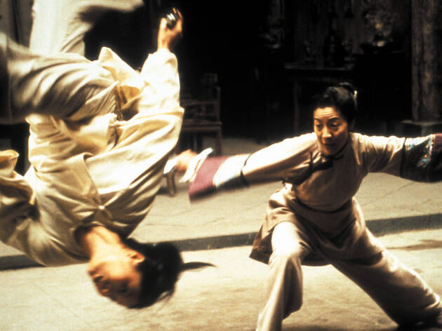 Enter the dragon full movie hd