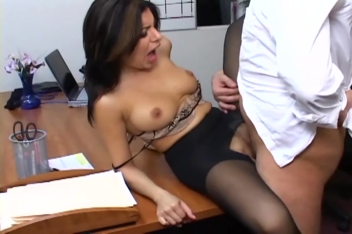 Secretary panthyhose blowjob free videos watch download