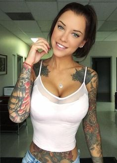 Download free tattoos piercings and big juicy tits porn