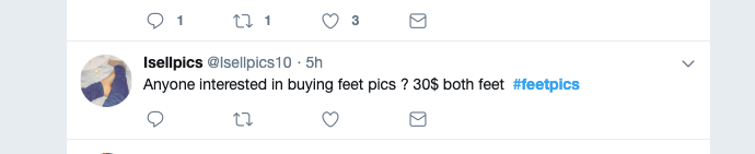 Websites to sell pictures of my feet