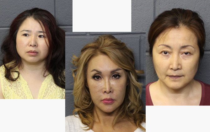 Asian massage parlors ct