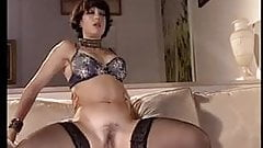 Sexual milf jessica torres fucked in sexy black stockings