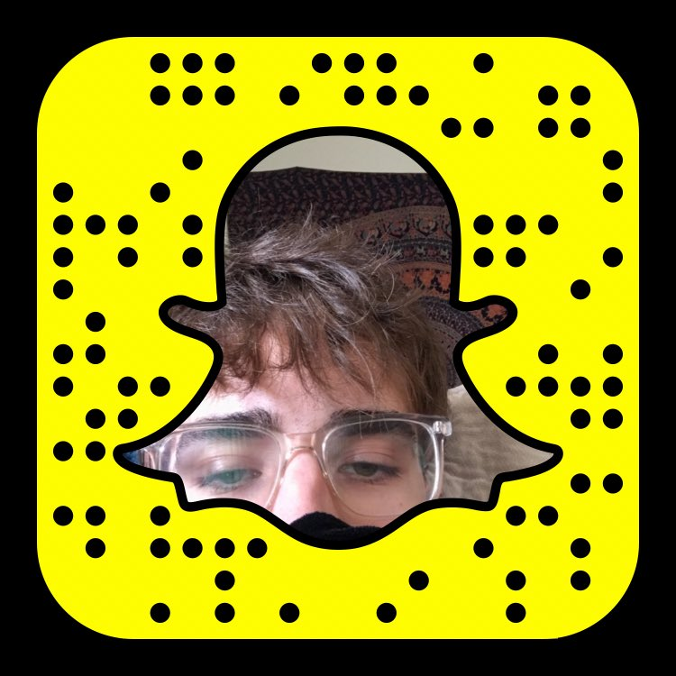Guys to follow on snapchat