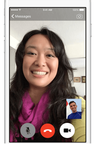 Free mobile video chat