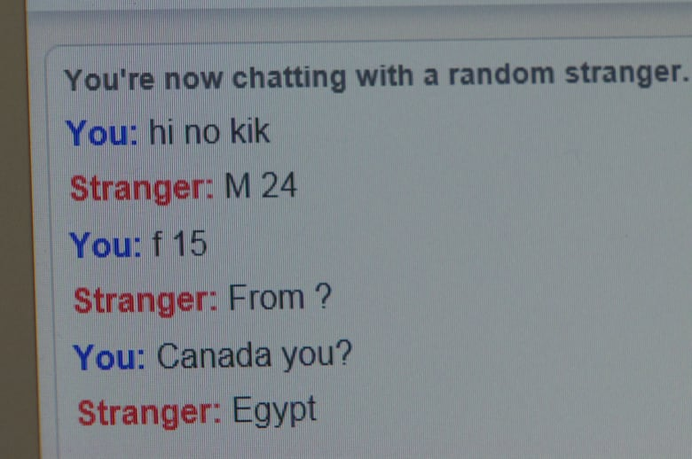 How to talk to girls on omegle
