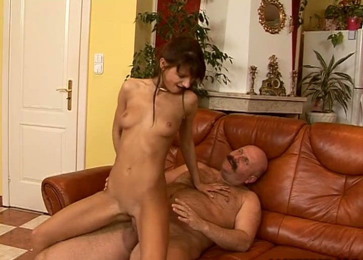 Mustache man fucks this slutty chick free videos watch