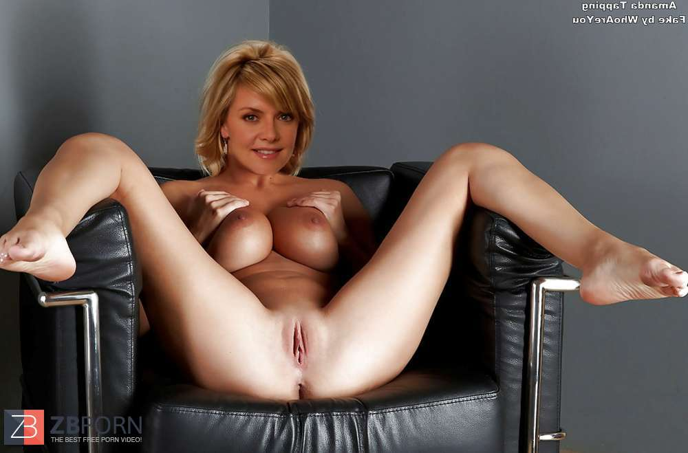 Nude pictures of amanda tapping