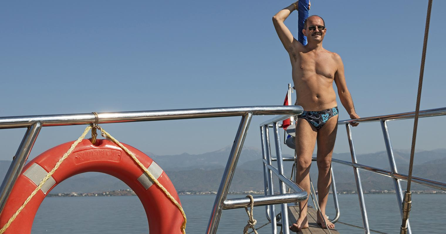 Pics of fat guys in speedos